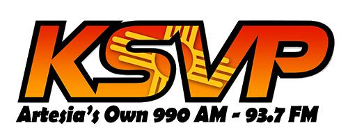 KSVP Radio Artesia Logo